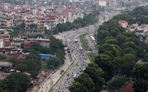 Hà Nội không hạ đê sông Hồng xuống 12,4m?