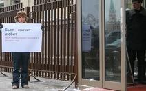 Nga thông qua sửa đổi luật về bạo lực gia đình