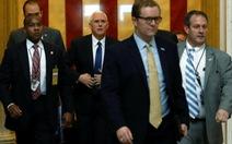 Phó Tổng thống Mỹ ra tay phá bế tắc tại Thượng viện