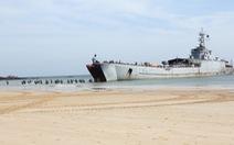 """Những chuyến đi biển của hải đội tàu """"há mồm"""""""