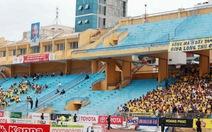 Hà Nội cho xây bãi đỗ xe ngầm tại SVĐ Hàng Đẫy
