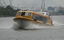 Khai trương tàu cao tốc mới TP.HCM - Vũng Tàu
