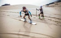 Từ đồi cát Mũi Né đến núi tuyết Nhật Bản