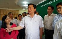 Bí thư Đinh La Thăng: Giảm giá nhà ở xã hội còn 5-6 triệu/m2