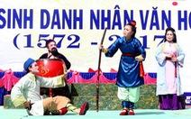 Kỷ niệm 445 năm năm sinh danh nhân Đào Duy Từ