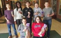 Tuần lễ sống tử tế: học sinh làm 50 điều tốt