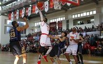Saigon Heat lần thứ hai đánh bại Kaohsiung Truth