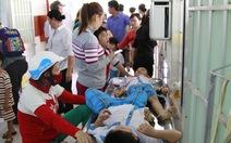 Vụ ngộ độc thực phẩm, 199 học sinh đã xuất viện