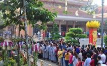 Đầu năm an lạc lễ chùa