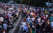 Hạn chế ôtô qua cầu Nhị Thiên Đường