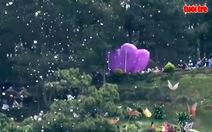Thích thú ngắm tuyết rơi tại Đà Lạt dịp Valentine