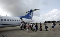 Trục trặc kỹ thuật, máy bay đi Côn Đảo quay lại Tân Sơn Nhất