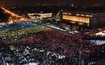 Người dân Romania tiếp tục biểu tình chống chính phủ