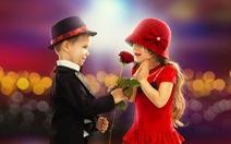 Valentine rộn ràng khắp thế giới