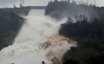 Lo vỡ đập nước cao nhất Mỹ, 200.000 dân California sơ tán