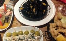 Tapas - thưởng thức ẩm thực kiểu Tây Ban Nha ở Paris