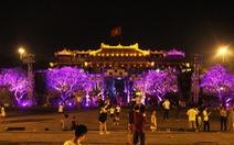 Đại Nội Huế sẽ mở cửa đêm từ đêm 22-4