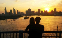 Sài Gòn Valentine: có em đời bỗng vui
