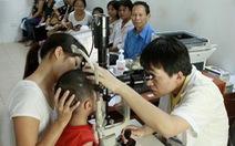 Nắng nóng đầu xuân, dịch đau mắt đỏ tăng so với ngày thường