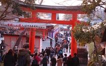 Đi lễ đầu năm ở Nhật