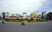 Hạn chế xe khu vực công trường Quách Thị Trang từ 18-2