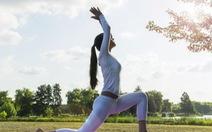 """Yoga """"đốt"""" calo như chạy nước rút"""