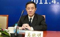 Phó chánh án Tòa án tối cao Trung Quốc bị tù chung thân