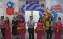 Khai trương ngân hàng sữa mẹ tại BV Phụ sản - nhi Đà Nẵng