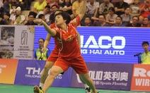 """""""Sao"""" cầu lông Trung Quốc và Nhật Bản đối đầu tại TP.HCM"""