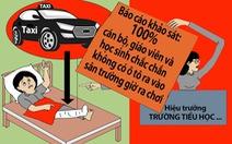 Giáo viên Nam Trung Yên 'mệt mỏi vì ký đơn bảo vệ hiệu trưởng'