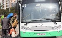 Đảo Cát Bà: Triển khai xe buýt điện miễn phí