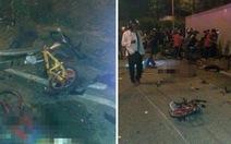 Xe hơi lao vào đoàn xe đạp ở Malaysia, 8 người chết
