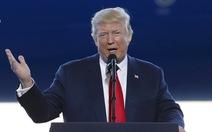 Donald Trump nói 'Truyền thông tin tức giả là kẻ thù của nhân dân Mỹ'