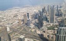 Lướt đa chiều cùng Dubai - Kỳ 1: Luôn muốn là tầm cỡ thế giới