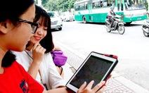 Đầu tháng 3, bản đồ số giao thông thêm nhiều tiện ích