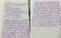 'Bác sĩ nhi đồng' vào bài làm văn của học sinh lớp 3