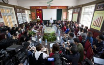 Cách chức hiệu trưởng, hiệu phó Trường Nam Trung Yên