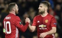 Điểm tin sáng 22-2: Rooney và Shaw vắng mặt trận Saint-Etienne
