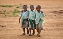 Nạn đói đe dọa sự sống của hàng triệu trẻ em châu Phi