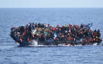 Cứu sống hơn 700 người di cư trên Địa Trung Hải