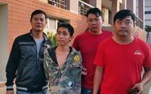 Truy đuổi hơn 100km bắt thanh niên 'ngáo đá' cướp taxi