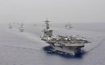 Bộ quốc phòngTrung Quốc tôn trọng quyền đi lại ở Biển Đông
