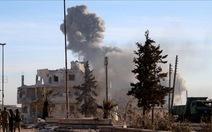 IS đánh bom xe tại Syria, 60 người thiệt mạng