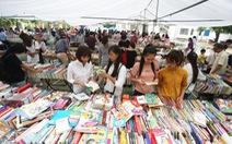 Hội sách cũ Hà Nội giới thiệu nhiều sách danh nhân