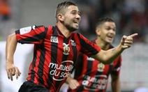Điểm tin sáng 25-2: Đá bại Montpellier, Nice bắt kịp Monaco