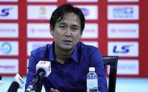 HLV Minh Phương: 'Tôi xin cảm ơn các cầu thủ Long An'