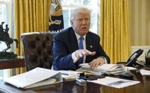Ông Trump: FBI phải tìm cho ra kẻ tiết lộ tin mật