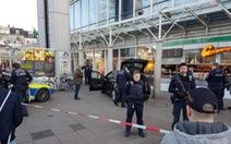 Đức: Lái ôtô lao vào đám đông, một người chết