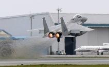 Nhật tăng cường máy bay chiến đấu đối phó với Trung Quốc