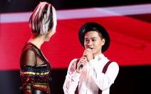Giọng hát Việt: Thu Minh cười mãn nguyện khi có được Tùng Anh